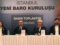 İstanbul'da yeni baro için 2 bin imza toplandı
