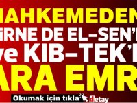 Girne Belediyesi Kıb-Tek ve El-Sen'e karşı açmış olduğu davada ara emri aldı