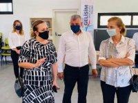 Tatar bugün Gazimağusa'da çeşitli ziyaretler gerçekleştirdi