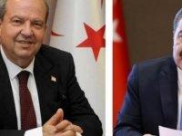 Başbakan Tatar, Türkiye Sağlık Bakanı Koca İle Projeleri Ve İşbirliği Konularını Ele Aldı…