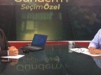 """Hasan Ulaş Altıok BRT'de vurguladı:""""Kıbrıs Türk Halkı İradesine Saygı İstiyor"""""""