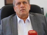Gazimağusa Belediye Başkanı İsmail Arter'den Açıklama
