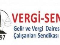 VERGİ-SEN, Vergi Dairesi'nin, Girne, Mağusa, İskele Ve Güzelyurt Şubelerindeki Veznelerinde Grev Kararı Aldı