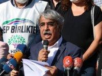 HDP Eş Genel Başkanı Sancar: Bu bir intikam operasyonudur
