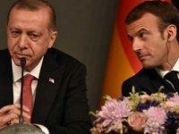 Bloomberg: Erdoğan, Macron'la füze pazarlığı yaptı