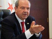 Başbakan Tatar BM Genel Sekreteri Özel Temsilcisiyle görüştü
