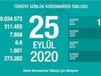 Türkiye'de son 24 saatte 1665 yeni koronavirüs tanısı konuldu, 73 kişi hayatını kaybetti