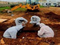 Deniz Mağarasında Kıbrıslı Türklere Ait Toplu Mezar