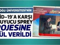 Yakın Doğu Üniversitesi'nin Sprey Projesine Avrupa'dan Ödül