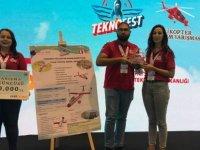 ODTÜ Kuzey Kıbrıs Teknofest Gaziantep'e katıldı