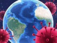 Dünya genelinde Kovid-19 salgınında vaka sayısı 33 milyon 841 bin 93 oldu