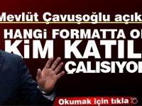 Çavuşoğlu açıkladı Kıbrıs etrafındaki zenginlik ile ilgili konferans çalışması devam ediyor
