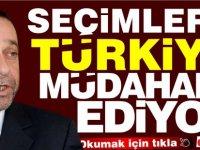 Denktaş: Seçimlere Türkiye müdahale ediyor