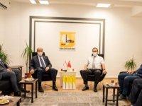Başbakan Tatar, Kıbrıs Türk Ticaret Odası'nı (KTTO) Ziyaret Etti…