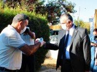 Milli Eğitim ve Kültür Bakanı Nazım Çavuşoğlu Şht. Ertuğrul İlkokulu'nu Ziyaret Etti