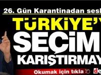Arıklı: Türkiye'yi Seçim Malzemesi Yapmayın...