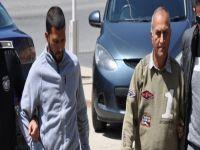 Baba oğul gümrüksüz mal tasarrufundan tutuklandı