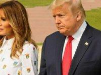 ABD Başkanı Trump ve eşinin COVID-19 testi pozitif çıktı