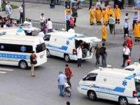 Çin'de zincirleme trafik kazası:18 ölü
