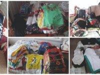 Kanser Hastalarına Yardım Derneği'ne bağışlanan kıyafetler 2 Kasım'da satışa sunulacak