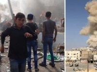 Suriye'nin El Bab kentinde bomba yüklü araç patlatıldı: En az 11 ölü, 40 yaralı