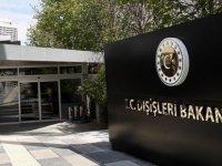 """Türkiye Dışişleri Bakanlığı'ndan AB Komisyonunun """"2020 Türkiye Raporu""""Na Tepki"""