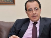 """Hristodulidis: """"Kıbrıs Sorununun Çözüm Zemininde Değişikliğin Görüşülmesi Söz Konusu Değil"""""""
