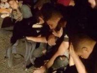 Mağusa'da 12 Suriyeli mülteci bulundu