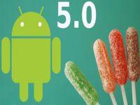 Android Lollipop Cihaz Listesi