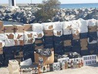 Girne'den ayrılan tekneye operasyon düzenlendi! 3 kişi tutuklandı