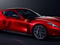 Ferrari, yalnızca 1 adet ürettiği Omologata'yı tanıttı