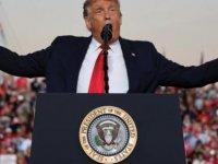 Trump sahalara geri döndü: Eskisinden daha güçlüyüm