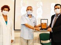 DAÜ Dr. Fazıl Küçük Tıp Fakültesi Yeni Öğrencilerine 'Merhaba' Dedi