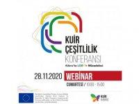Kuir Kıbrıs Derneği Çevrimiçi Kuir Çeşitlilik Konferansı Düzenliyor
