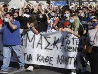Yunanistanda kamu çalışanları grevde