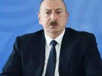Aliyev: Öcümüzü harp meydanında alacağız