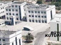 Girne Üniversitesi Büyük Kütüphanesi Kurulumu 15 Kasım'a Hedeflendi.