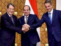 Güney Kıbrıs, Yunanistan Ve Mısır Arasında Yeni Üçlü Zirve Yapılacak