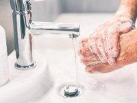 El temizliğinde su ve sabun en iyisi