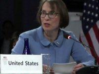 ABD'nin Lefkoşa Büyükelçisi Garber, Cumhurbaşkanı Seçilen Tatar'ı Kutladı