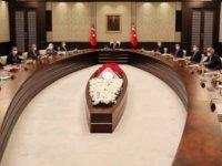 TC Cumhurbaşkanlığı Kabinesi Bugün Toplanacak