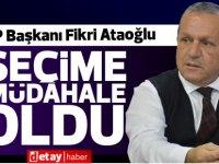 """DP Genel Başkanı Fikri Ataoğlu: Seçime müdahale oldu! """"Aşikarbir olaydır yani bu."""""""