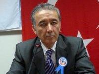 """Prof. Dr. Ahat Andican: """"Ersin Tatar, Kıbrıs'ta Türkiye'nin yöneteceği sürecin bir parçası olacak"""""""