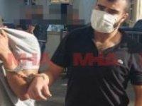 Mağusa'da araç içerisinde 41 gram uyuşturucu bulundu