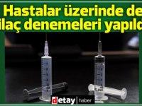 Türkiye'de Koronavirüs hastaları kobay mı oldu?