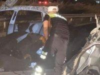 Dün Gece Yılmazköy Yakınlarında Gerçekleşen Trafik Kazası'nda Ölü Sayısı 3'e Yükseldi