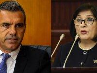 Uluçay, Azerbaycan Milli Meclisi Başkanı Gafarova İle Görüştü