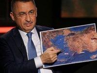 TC Cumhurbaşkanı Yardımcısı Oktay: Türkiye Ne Bir Karış Toprağını, Ne De Denizindeki Bir Damla Suyunu Hiç Kimseye Vermez