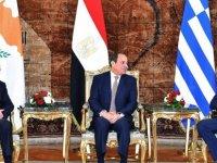Güney Kıbrıs-Mısır-Yunanistan Üçlü Zirvesi Dün Gerçekleşti