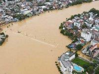 Vietnam'da Aşırı Yağışların Yol Açtığı Afetlerde Ölenlerin Sayısı 114'e Yükseldi